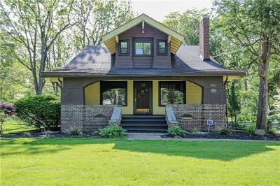 Pittsford Single Family Home For Sale: 4401 East Avenue