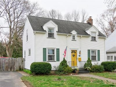Rochester Single Family Home U-Under Contract: 93 Coolidge Road