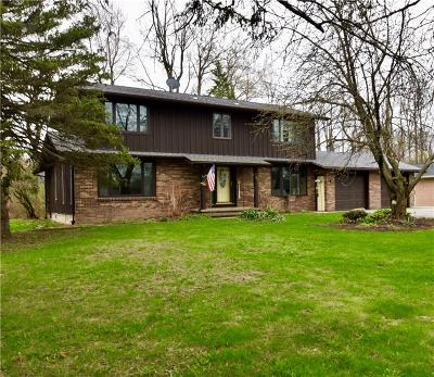 Webster Single Family Home Active Under Contract: 1067 Hrezent View Lane