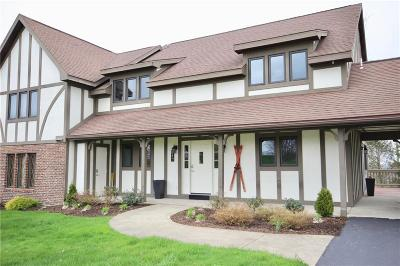 Clymer, Findley Lake Condo/Townhouse A-Active: 8257 Canterbury Drive