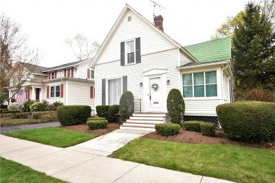 Westfield Single Family Home A-Active: 64 South Portage Street