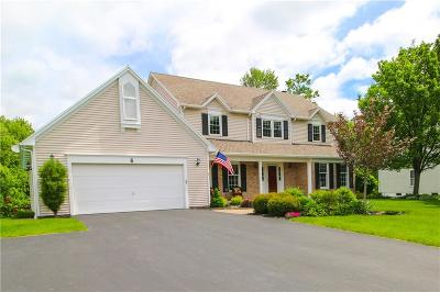 Monroe County Single Family Home U-Under Contract: 6 Wallingford Rise