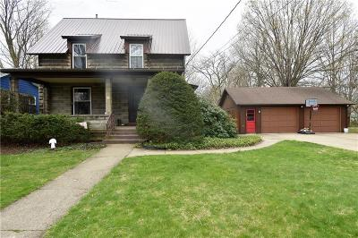 Westfield Single Family Home U-Under Contract: 32 Beckman Avenue