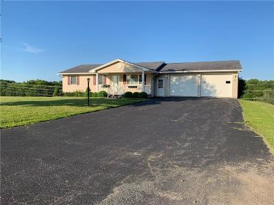 Single Family Home A-Active: 7816 Potter Road