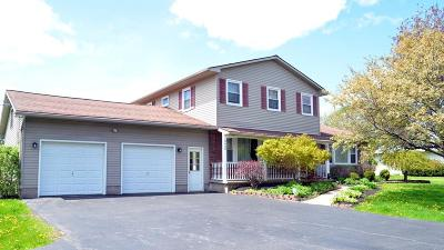 Canandaigua, Canandaigua-city, Canandaigua-town Single Family Home Active Under Contract: 2400 County Road 28