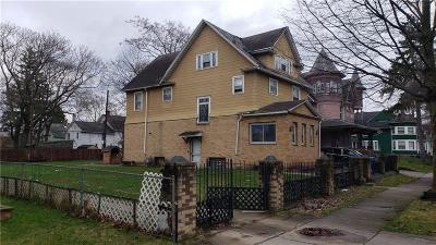 Rochester Single Family Home U-Under Contract: 236 Kenwood Avenue