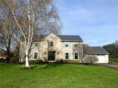 Pittsford Single Family Home U-Under Contract: 25 Copper Woods