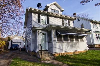 Rochester Single Family Home U-Under Contract: 224 Pershing Drive