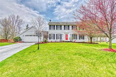 Pittsford Single Family Home U-Under Contract: 29 Churchview Lane
