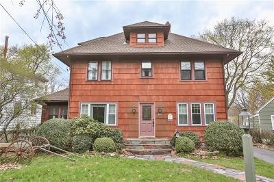 Rochester Single Family Home U-Under Contract: 4601 Saint Paul Boulevard