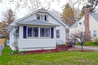 Irondequoit Single Family Home A-Active: 150 Avondale Road