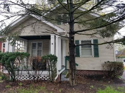Victor Single Family Home Active Under Contract: 127 W Main Street