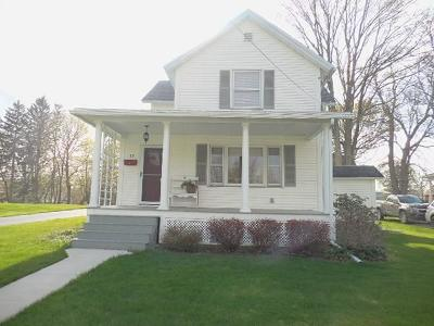 Perry Single Family Home A-Active: 17 Federal Street North