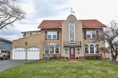 Orleans County, Monroe County, Niagara County, Erie County Single Family Home A-Active: 380 Edgemere Drive