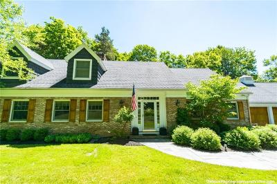 Pittsford Single Family Home For Sale: 2973 Clover Street
