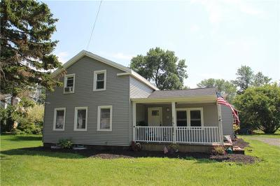 Orleans County Single Family Home U-Under Contract: 16744 Kenmore Road Road
