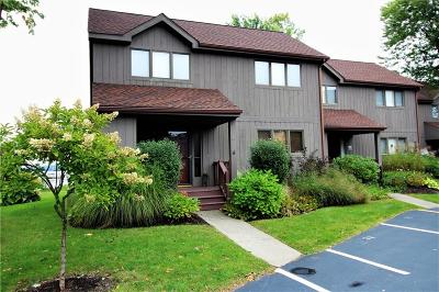 Chautauqua County Condo/Townhouse For Sale: 4406 W. Lake Rd. #34