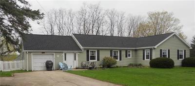 Cayuga County Single Family Home C-Continue Show: 4267 Wiggins Road