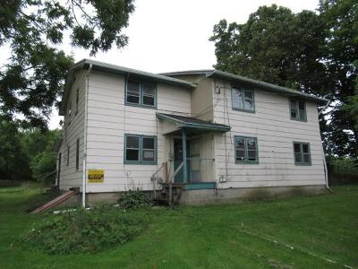 Genesee County Single Family Home A-Active: 6542 Swamp Road