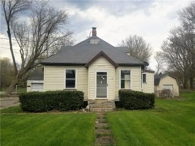 Monroe County Single Family Home A-Active: 2378 Spencerport Road