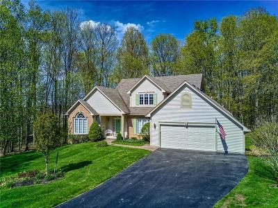Mendon Single Family Home U-Under Contract: 9 Governors Circle