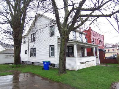 Multi Family 2-4 U-Under Contract: 337 Ellicott Street