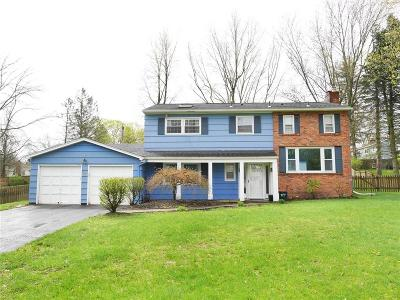 Pittsford Single Family Home A-Active: 56 Parkridge Drive