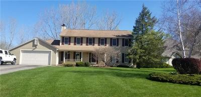 Penfield Single Family Home U-Under Contract: 38 Pond Valley Circle