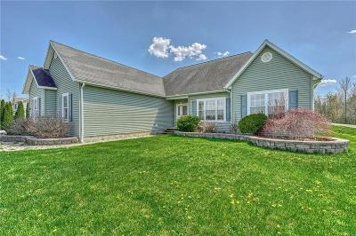 Orleans County, Monroe County, Niagara County, Erie County Single Family Home A-Active: 1183 Lawrence Road