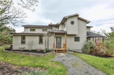 Canandaigua, Canandaigua-city, Canandaigua-town Single Family Home For Sale: 6250 Goodale Road