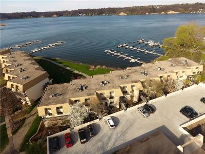 Greece, Rochester, Webster Condo/Townhouse A-Active: 453 Bay Village Drive