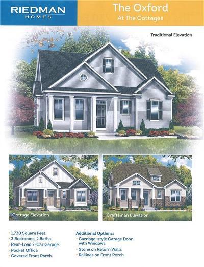 Canandaigua, Canandaigua-city, Canandaigua-town Single Family Home For Sale: 121 Thompson Lane