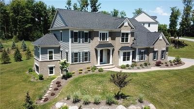Pittsford Single Family Home For Sale: 34 Greythorne Hill