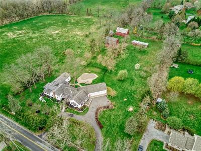 Mendon Single Family Home A-Active: 355 Taylor Road