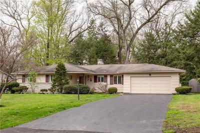 Pittsford Single Family Home A-Active: 19 Kirklees Road