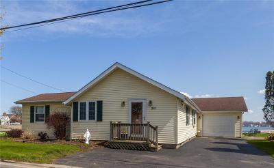 Orleans County, Monroe County, Niagara County, Erie County Single Family Home A-Active: 50 Cranberry Road