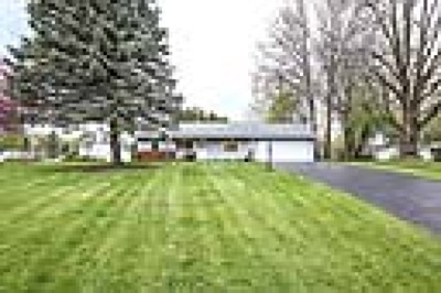 Penfield Single Family Home U-Under Contract: 1 Brooktree Drive