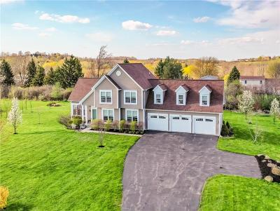 Canandaigua, Canandaigua-city, Canandaigua-town Single Family Home Active Under Contract: 5144 Wyffels Road