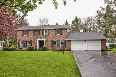 Pittsford Single Family Home A-Active: 4 Whitecliff Drive
