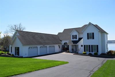 Single Family Home Active Under Contract: 5754 E Lake Road