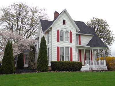 Monroe County Single Family Home U-Under Contract: 172 Colby Street