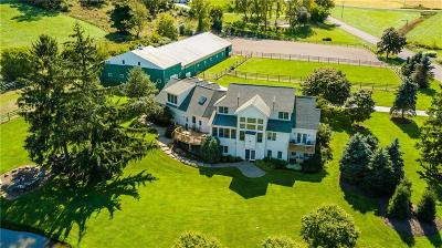 Victor Single Family Home A-Active: 127 Blazey Road