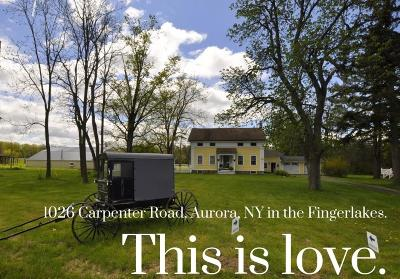 Single Family Home A-Active: 1026 Carpenter Road