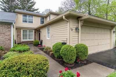 Pittsford Condo/Townhouse A-Active: 12 Rainberry