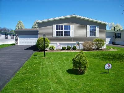 Victor Single Family Home U-Under Contract: 6347 Kims Drive