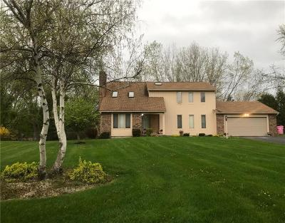 Penfield Single Family Home A-Active: 12 Pond Valley Circle