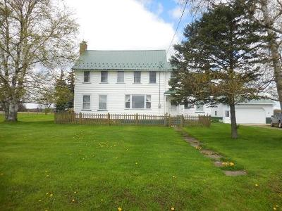 Castile Single Family Home U-Under Contract: 4375 State Route 39