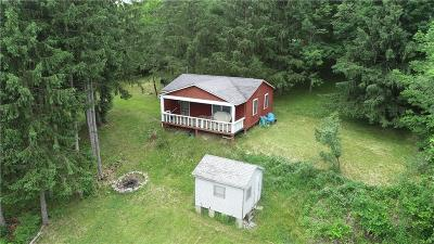 Single Family Home A-Active: 4869 Morrow Hill Road