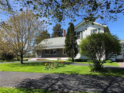 Single Family Home A-Active: 2779 State Route 34b