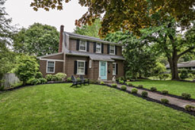 Pittsford Single Family Home For Sale: 18 Eastview Terrace